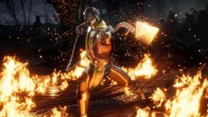 The new movie of 'Mortal Kombat' will have 'fatalities' and will be for over 18 years